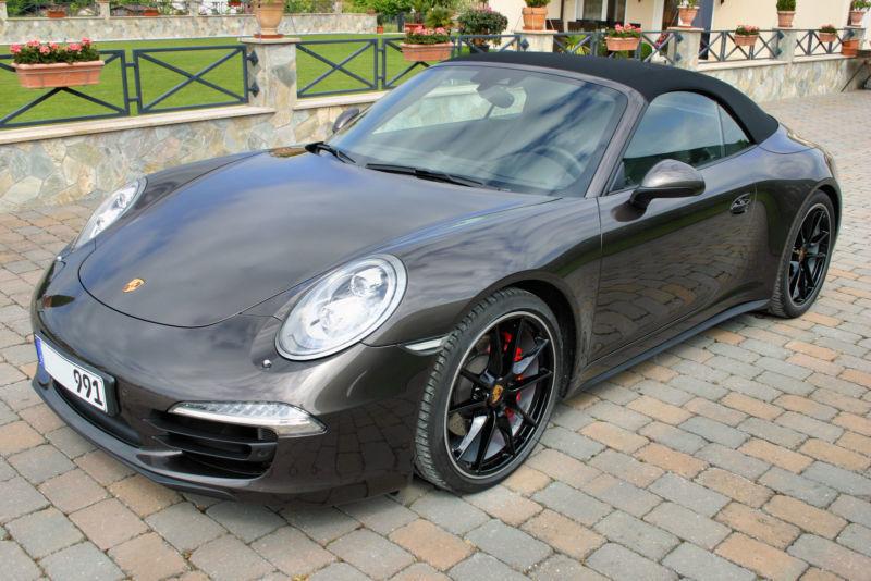 verkauft porsche 911 carrera 4s cabrio gebraucht 2014 km in aschaffenburg. Black Bedroom Furniture Sets. Home Design Ideas