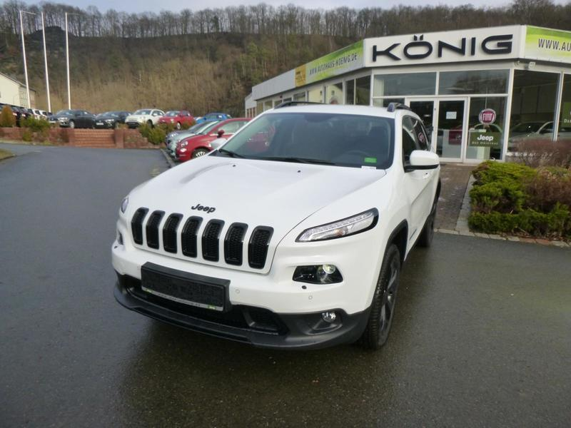 gebraucht Jeep Cherokee MY17 Night Eagle II 2.2 Multi