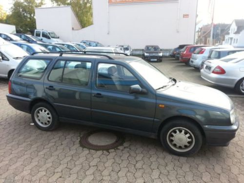verkauft vw golf variant 1 9 tdi klima gebraucht 1998 km in laatzen. Black Bedroom Furniture Sets. Home Design Ideas