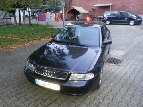 verkauft audi a4 s4 s line gebraucht 1998 km in. Black Bedroom Furniture Sets. Home Design Ideas