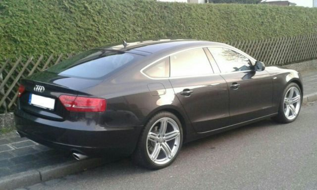 verkauft audi a5 sportback 2 0 tfsi s gebraucht 2010. Black Bedroom Furniture Sets. Home Design Ideas