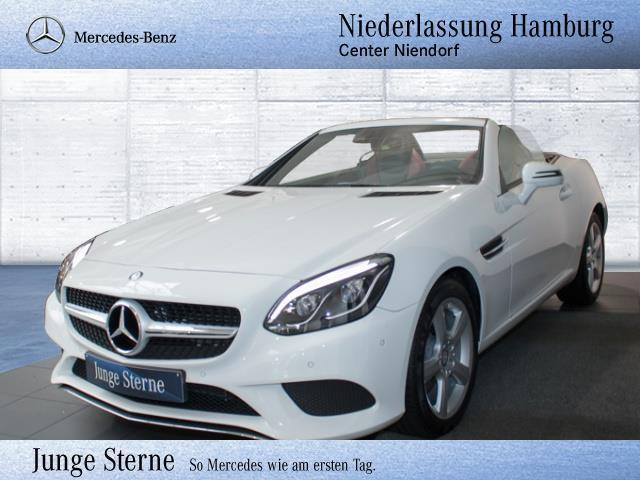verkauft mercedes 180 slc gebraucht 2016 km in hamburg. Black Bedroom Furniture Sets. Home Design Ideas