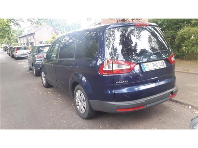verkauft ford galaxy 1 8 tdci gebraucht 2006 km in alsdorf. Black Bedroom Furniture Sets. Home Design Ideas