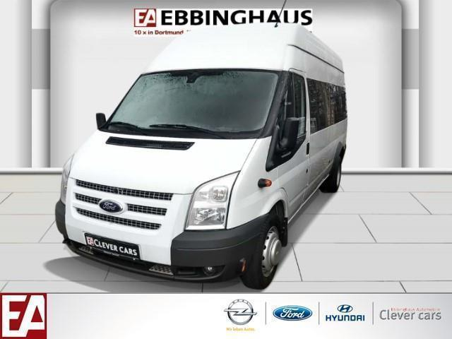 verkauft ford transit bus 17 sitzer 2 gebraucht 2013. Black Bedroom Furniture Sets. Home Design Ideas