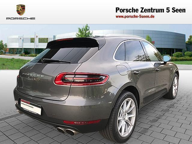 verkauft porsche macan s diesel 21 39 39 a gebraucht 2014. Black Bedroom Furniture Sets. Home Design Ideas