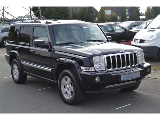 verkauft jeep commander 3 0 v6 crd lim gebraucht 2006 km in m nster. Black Bedroom Furniture Sets. Home Design Ideas