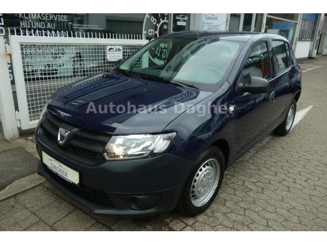 verkauft dacia sandero 1 2 16v 75 ambi gebraucht 2015 km in bremen. Black Bedroom Furniture Sets. Home Design Ideas