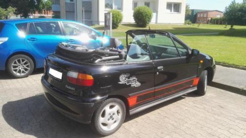 punto cabriolet gebrauchte fiat punto cabriolet kaufen 140 g nstige autos zum verkauf. Black Bedroom Furniture Sets. Home Design Ideas