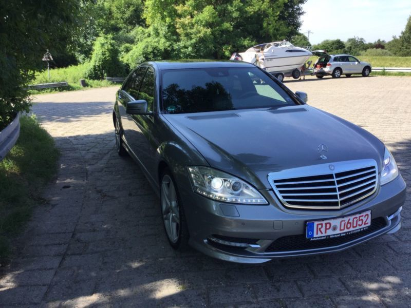 verkauft mercedes s350 s klasse lim bl gebraucht 2012 km in ludwigshafen altrip. Black Bedroom Furniture Sets. Home Design Ideas
