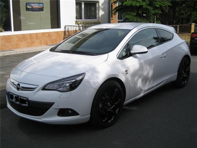 verkauft opel astra gtc gtc 1 4 turbo gebraucht 2013. Black Bedroom Furniture Sets. Home Design Ideas