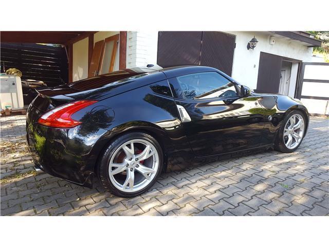 370z gebrauchte nissan 370z kaufen 176 g nstige autos zum verkauf. Black Bedroom Furniture Sets. Home Design Ideas