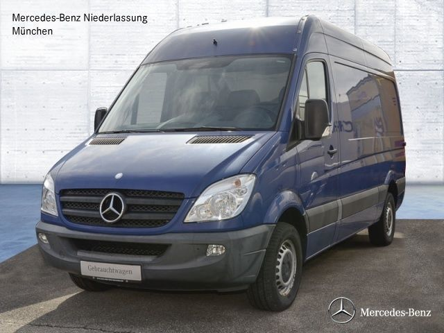 verkauft mercedes sprinter 213 cdi kas gebraucht 2010 km in m nchen. Black Bedroom Furniture Sets. Home Design Ideas