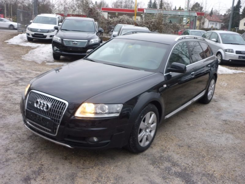 verkauft audi a6 allroad quattro 3 0 t gebraucht 2008 km in regensburg. Black Bedroom Furniture Sets. Home Design Ideas