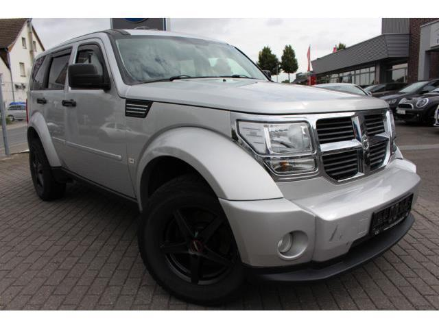 verkauft dodge nitro 2 9 crd 4x4 sxt gebraucht 2008 km in werl. Black Bedroom Furniture Sets. Home Design Ideas