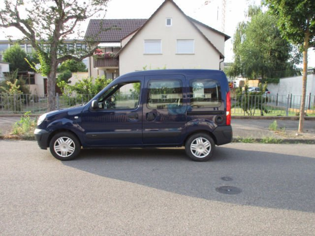 verkauft renault kangoo gebraucht 2009 km in. Black Bedroom Furniture Sets. Home Design Ideas