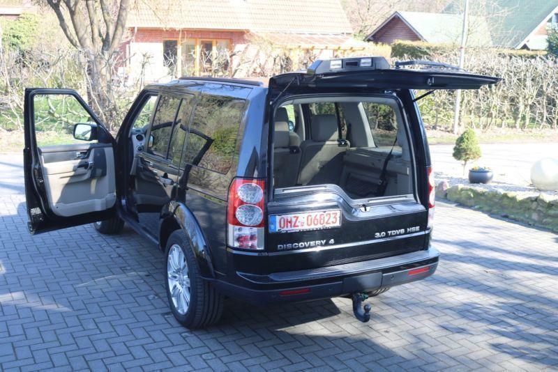 verkauft land rover discovery 4 tdv6 h gebraucht 2010 km in osterholz scharmbeck. Black Bedroom Furniture Sets. Home Design Ideas