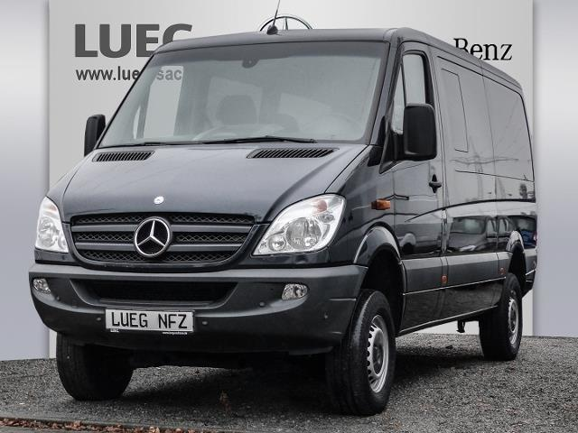 verkauft mercedes sprinter 319 cdi 4x4 gebraucht 2012 km in zwickau. Black Bedroom Furniture Sets. Home Design Ideas