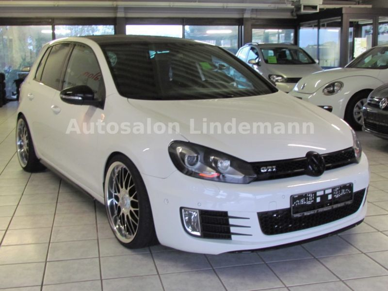 verkauft vw golf vi golf2 0 gti xenon gebraucht 2010 km in frankfurt. Black Bedroom Furniture Sets. Home Design Ideas