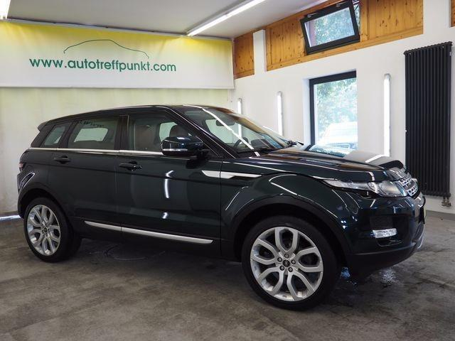 verkauft land rover range rover evoque gebraucht 2013 km in berlin. Black Bedroom Furniture Sets. Home Design Ideas