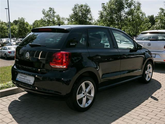 verkauft vw polo black edition 1 2 gebraucht 2012 km in leipzig. Black Bedroom Furniture Sets. Home Design Ideas
