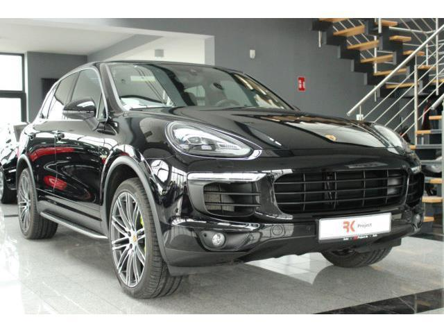 verkauft porsche cayenne s e hybrid e gebraucht 2015 18. Black Bedroom Furniture Sets. Home Design Ideas
