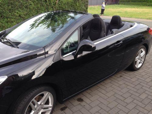 verkauft peugeot 308 cc cabrio gebraucht 2009 km in k ln. Black Bedroom Furniture Sets. Home Design Ideas
