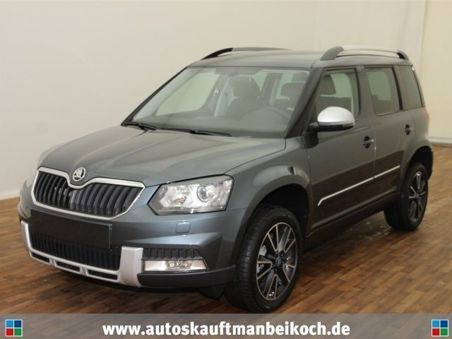 verkauft skoda yeti outdoor 1 2 tsi ds gebraucht 2016 0. Black Bedroom Furniture Sets. Home Design Ideas