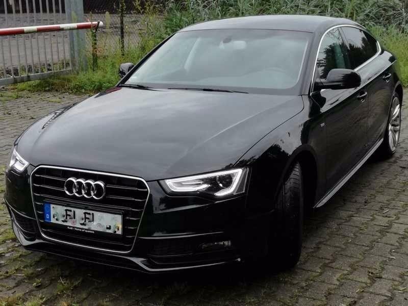 Audi a5 sportback 20 tdi gebraucht