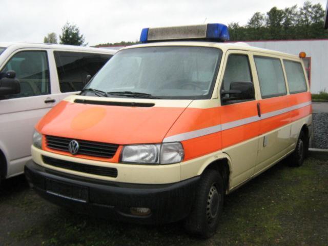 verkauft vw t4 so kfz krankenwagen syn gebraucht 2003. Black Bedroom Furniture Sets. Home Design Ideas