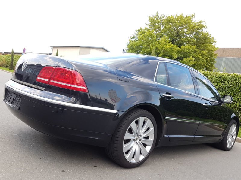 verkauft vw phaeton 3 0 v6 tdi dpf 4mo gebraucht 2011 km in essen. Black Bedroom Furniture Sets. Home Design Ideas