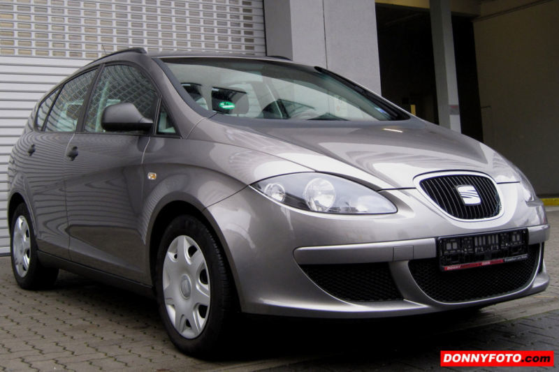 verkauft seat altea 1 9 tdi dpf xl ref gebraucht 2006 km in frankfurt. Black Bedroom Furniture Sets. Home Design Ideas