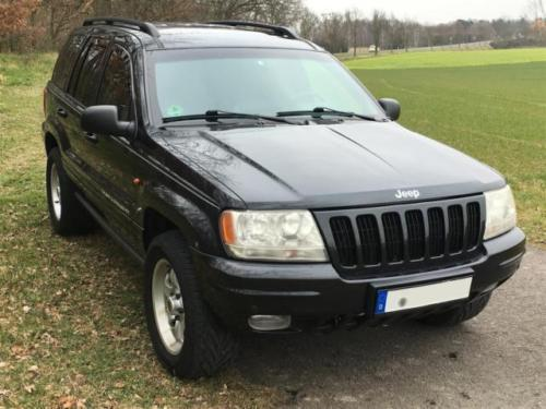 verkauft jeep grand cherokee 4 7limited gebraucht 1999 km in oberstreu. Black Bedroom Furniture Sets. Home Design Ideas