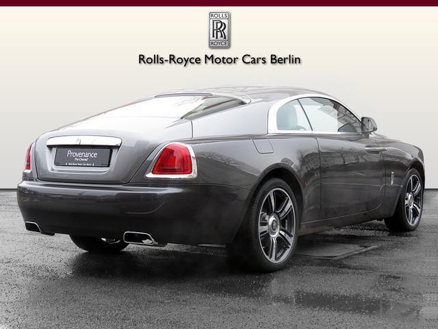 verkauft rolls royce wraith motor ca gebraucht 2015 3. Black Bedroom Furniture Sets. Home Design Ideas