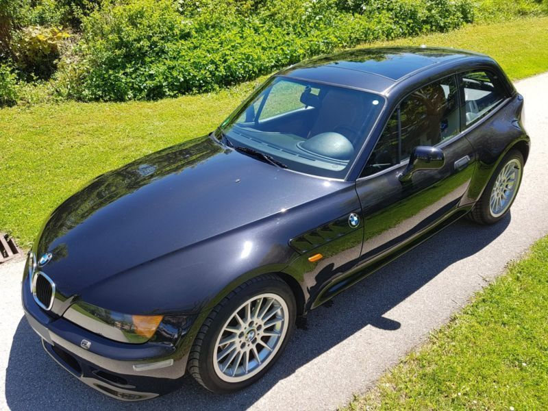 verkauft bmw z3 coupe 2 8 schwarz gebraucht 1999 km in starnberg. Black Bedroom Furniture Sets. Home Design Ideas