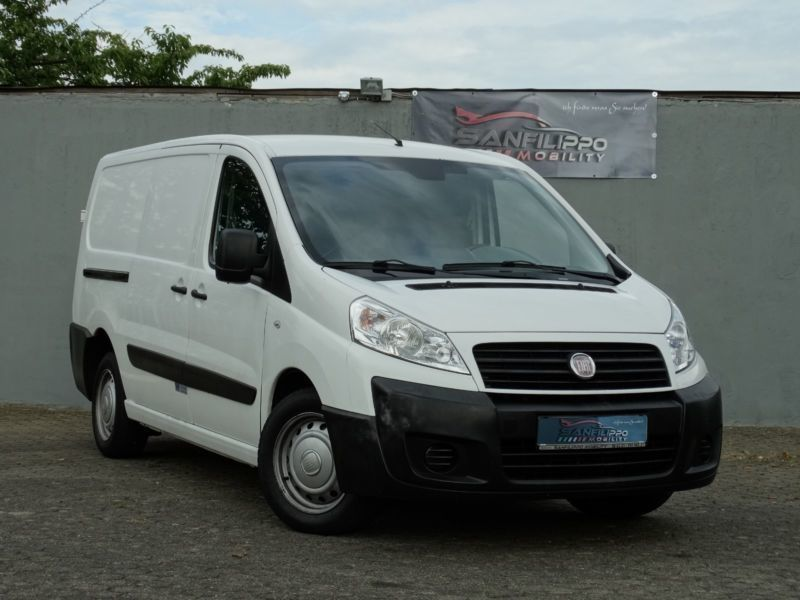 gebraucht 12 l2h2 sx fiat scudo 2009 km in haserich. Black Bedroom Furniture Sets. Home Design Ideas