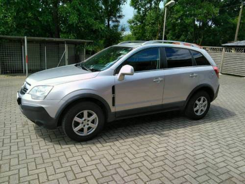 verkauft opel antara 2 0 cdti allrad gebraucht 2009 km in sonsbeck. Black Bedroom Furniture Sets. Home Design Ideas