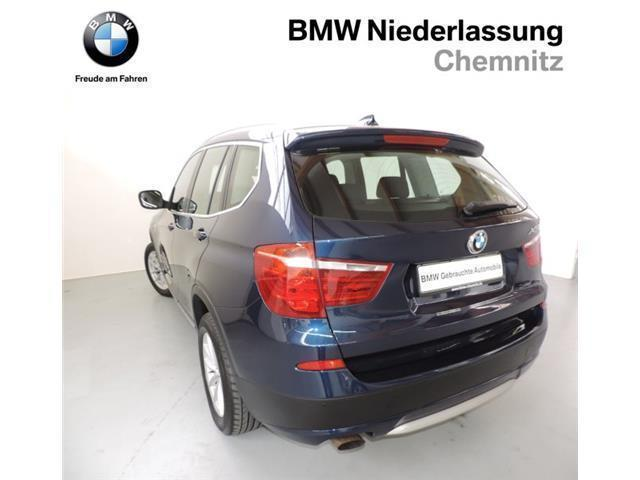 verkauft bmw x3 xdrive20d ahk navi x l gebraucht 2013 km in chemnitz. Black Bedroom Furniture Sets. Home Design Ideas
