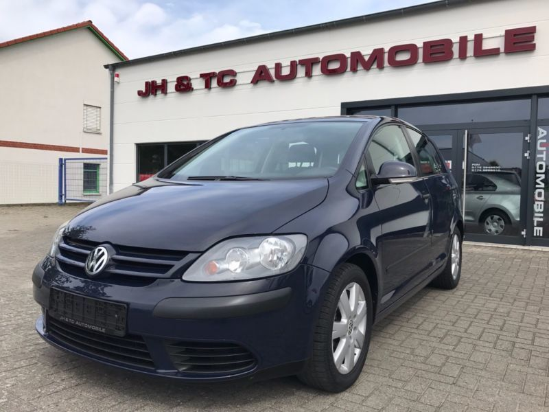 verkauft vw golf plus automatik klima gebraucht 2005 km in bad doberan. Black Bedroom Furniture Sets. Home Design Ideas