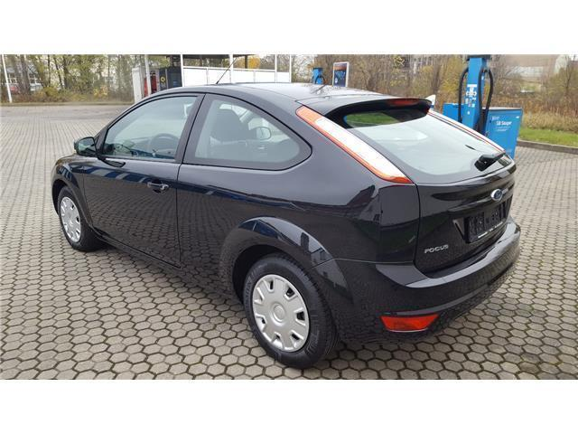 verkauft ford focus 1 6 ti vct sport gebraucht 2009 km in koblenz. Black Bedroom Furniture Sets. Home Design Ideas