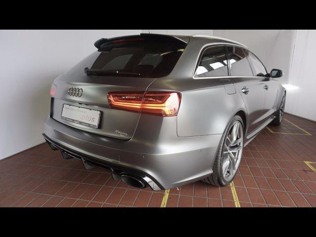 verkauft audi rs6 4 0 tfsi quattro ava gebraucht 2016 km in heide. Black Bedroom Furniture Sets. Home Design Ideas