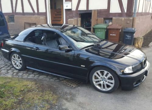verkauft bmw 330 cabriolet gebraucht 2002 km in kassel. Black Bedroom Furniture Sets. Home Design Ideas