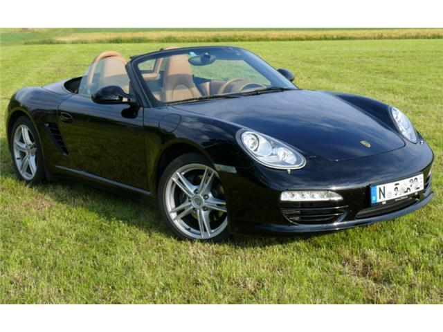 verkauft porsche boxster gebraucht 2011 km in altdorf. Black Bedroom Furniture Sets. Home Design Ideas