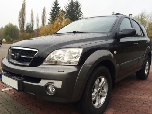 verkauft kia sorento 2 5 crdi gebraucht 2004 km in neu zippendorf. Black Bedroom Furniture Sets. Home Design Ideas