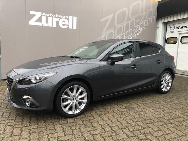 ▷ mazda 3 2.2 diesel 150 ps (2014) | darmstadt | autouncle