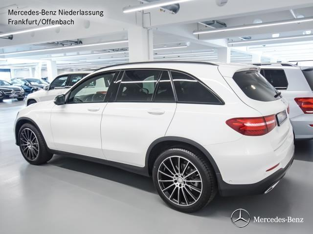 verkauft mercedes glc250 d 4matic gebraucht 2016 km in frankfurt am main. Black Bedroom Furniture Sets. Home Design Ideas