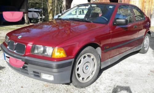 Verkauft Bmw 120 316i 8x Reifen Km000 Gebraucht 1994 120000 Km