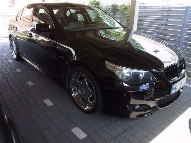 verkauft bmw 520 5er gebraucht 2005 km in brieselang. Black Bedroom Furniture Sets. Home Design Ideas