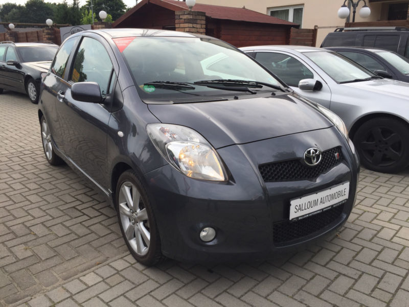 verkauft toyota yaris ts gebraucht 2007 km in langen debstedt. Black Bedroom Furniture Sets. Home Design Ideas