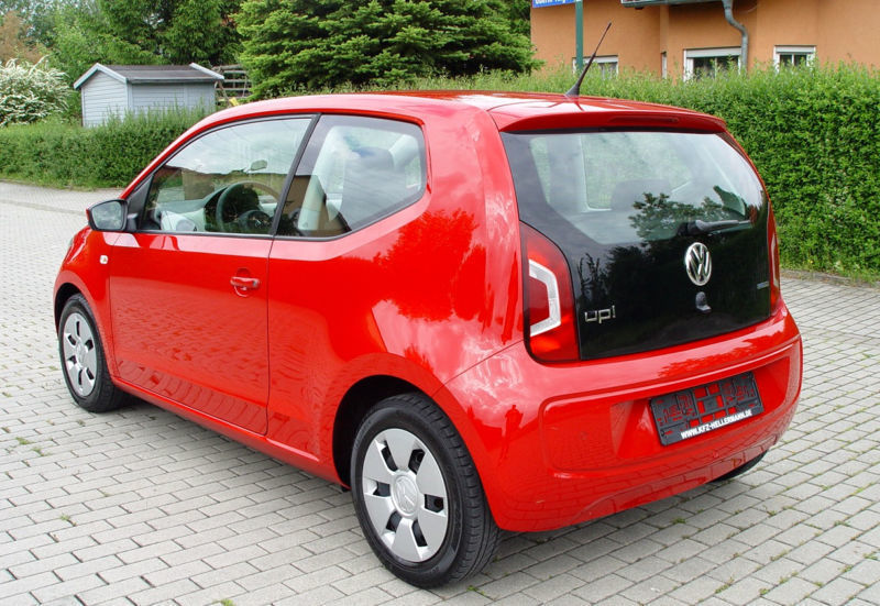 verkauft vw up 1 0 bmt move up 1hd gebraucht 2012 km in isserstedt. Black Bedroom Furniture Sets. Home Design Ideas