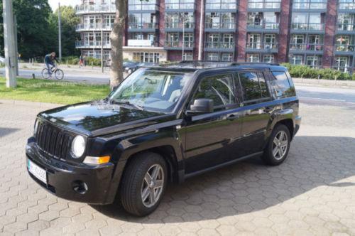 verkauft jeep patriot gebraucht 2007 km in hamburg eimsb tte. Black Bedroom Furniture Sets. Home Design Ideas